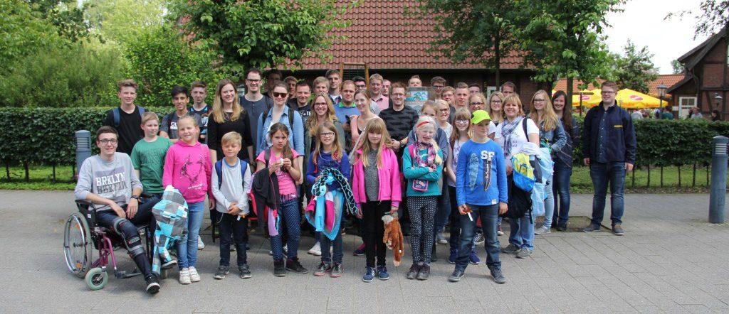 Erster Tagesausflug – ZOOM Erlebniswelt Gelsenkirchen